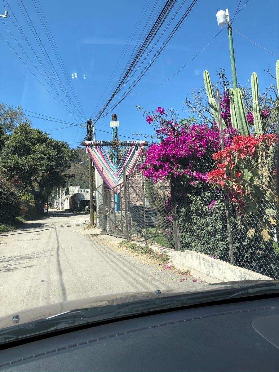 15 de 15:  Punto de referencia Calle Meyacalco.