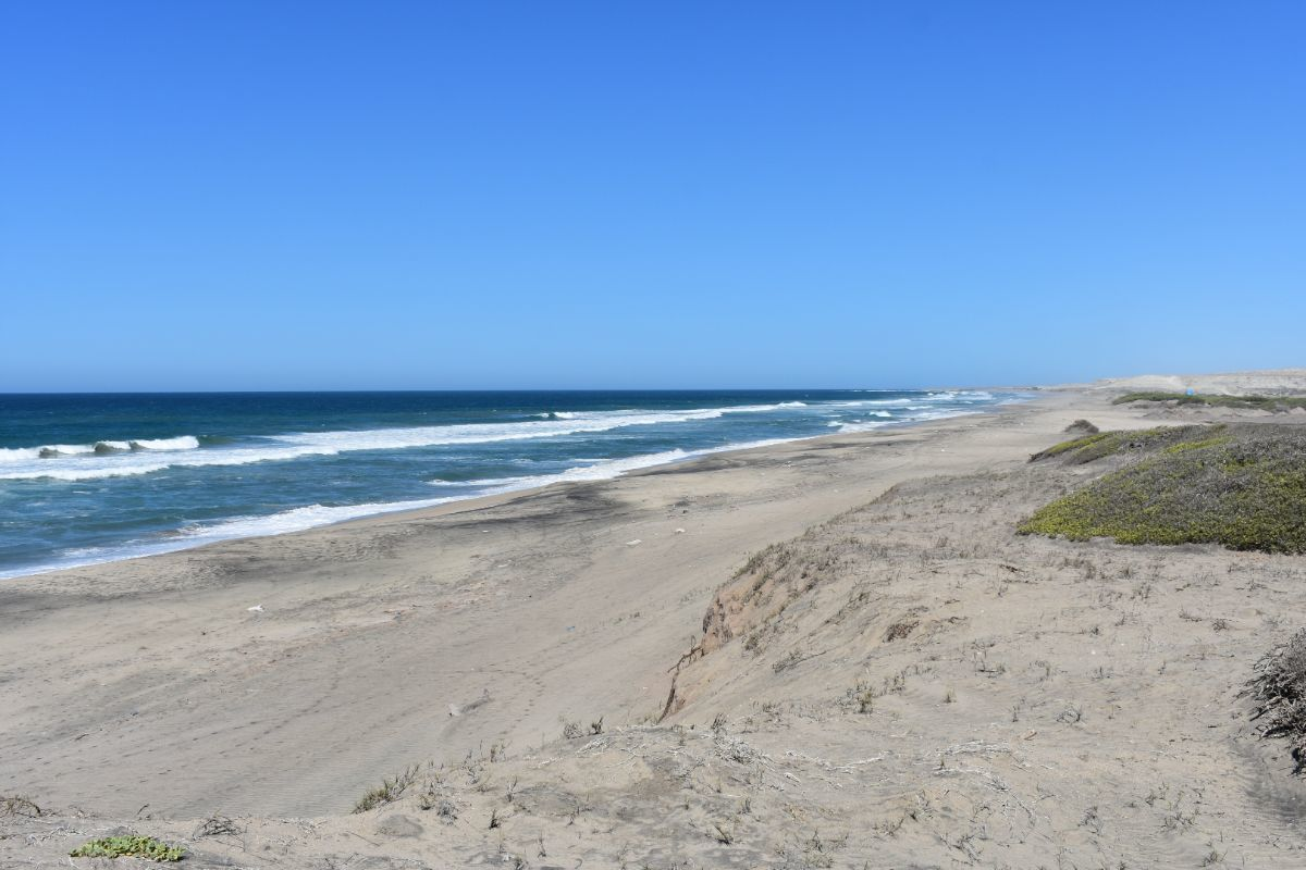 2 de 4: Vista al mar Océano Pacífico