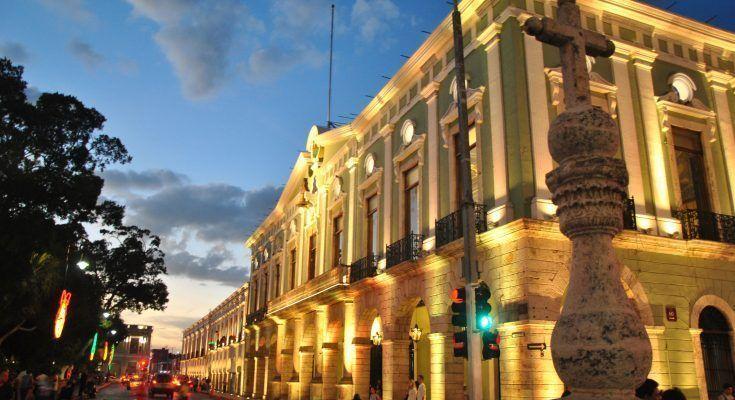 10 de 12: Mérida centro