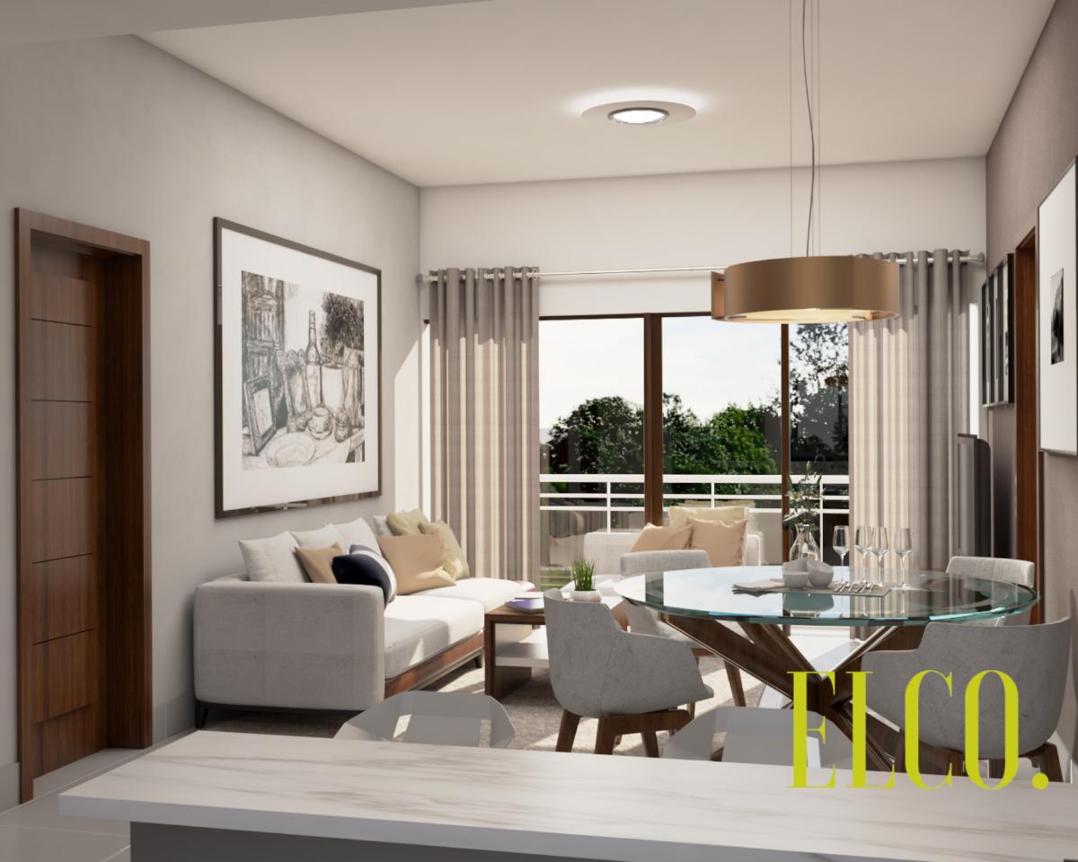 14 de 16: Apartamento de inversion bavaro punta cana 2 dormitorios