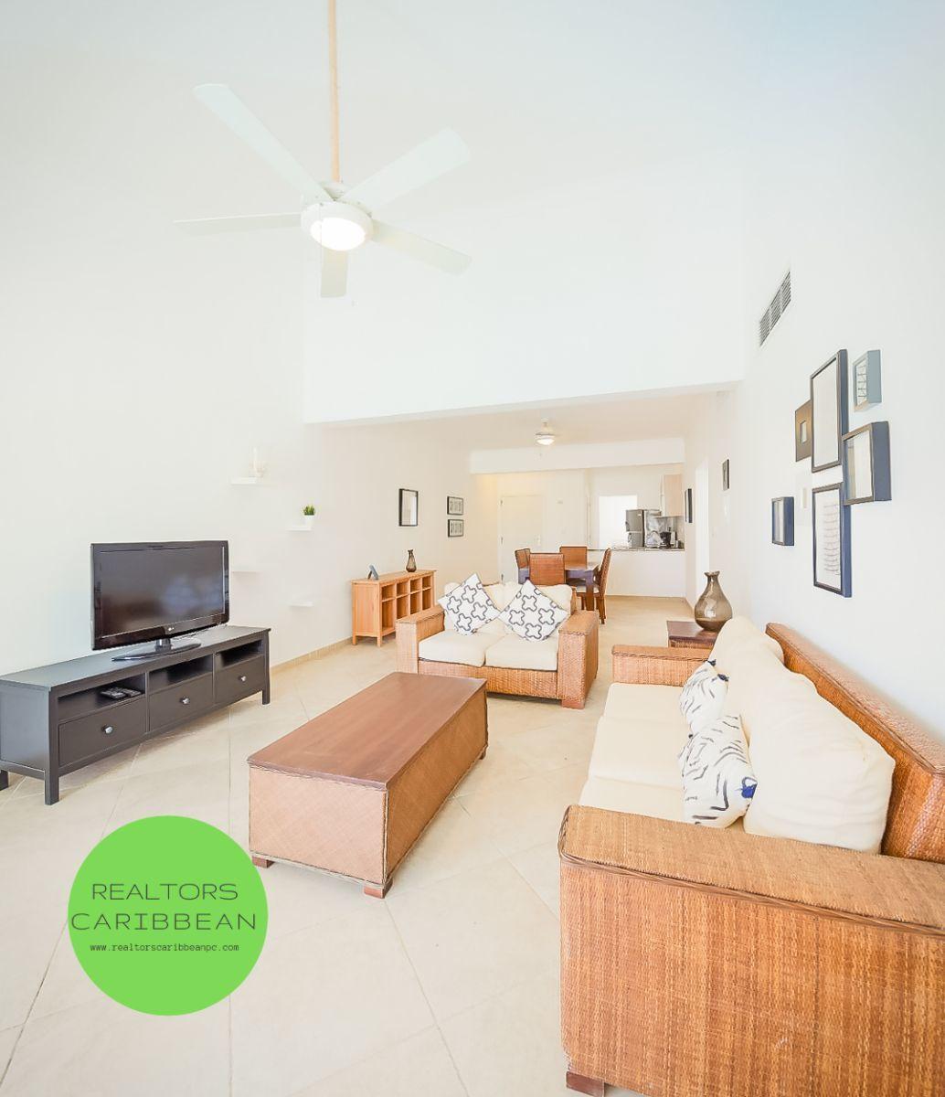 1 de 13: Apartamento en cocotal amueblado 2 dormitorios vista golf