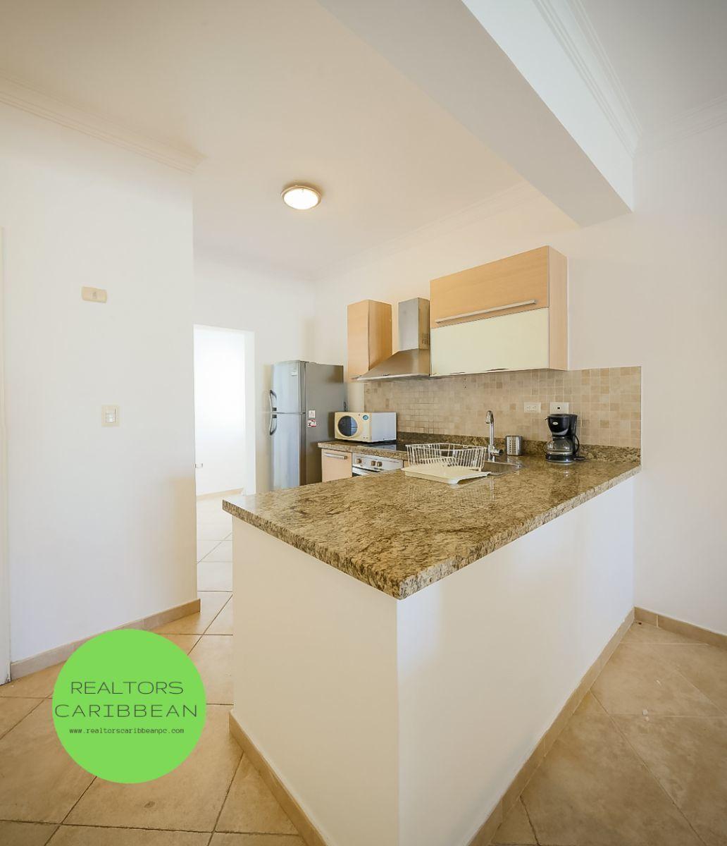 4 de 13: Apartamento en cocotal amueblado 2 dormitorios vista golf