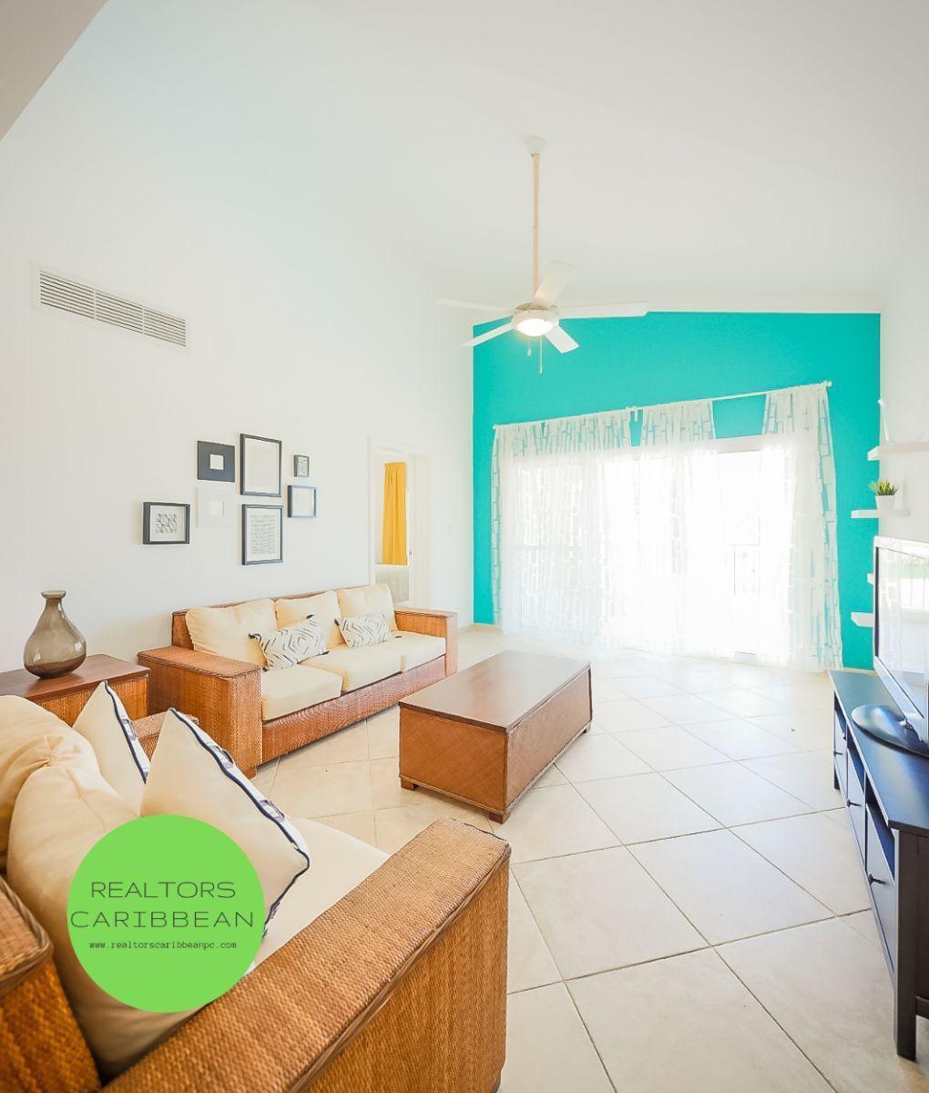 2 de 13: Apartamento en cocotal amueblado 2 dormitorios vista golf