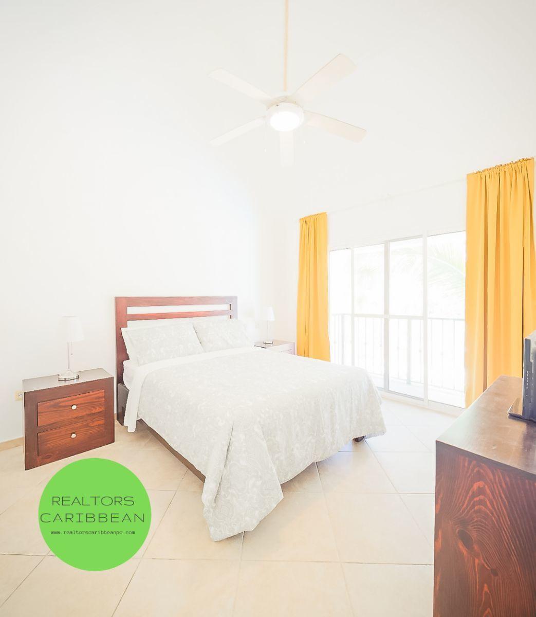5 de 13: Apartamento en cocotal amueblado 2 dormitorios vista golf