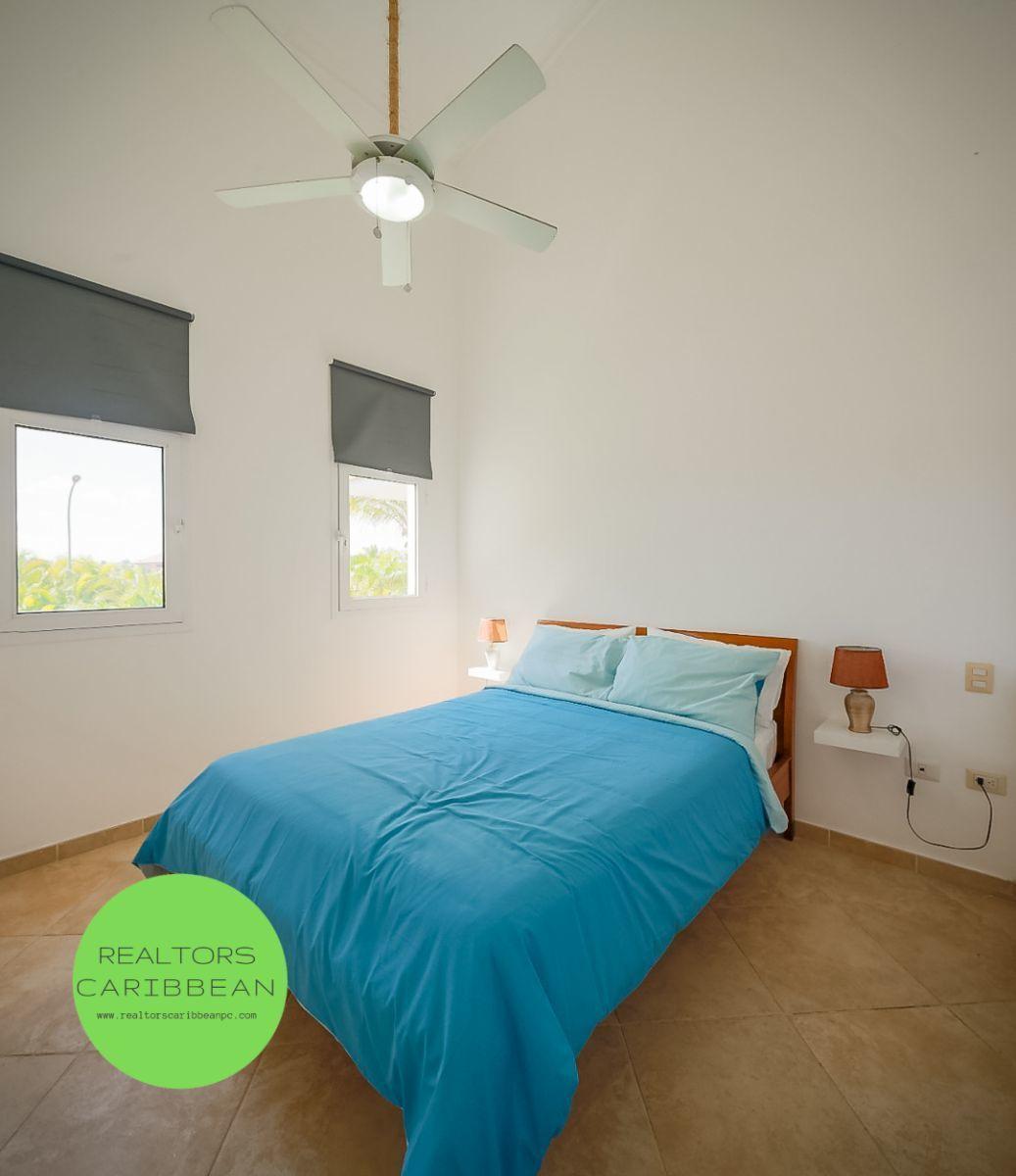 7 de 13: Apartamento en cocotal amueblado 2 dormitorios vista golf