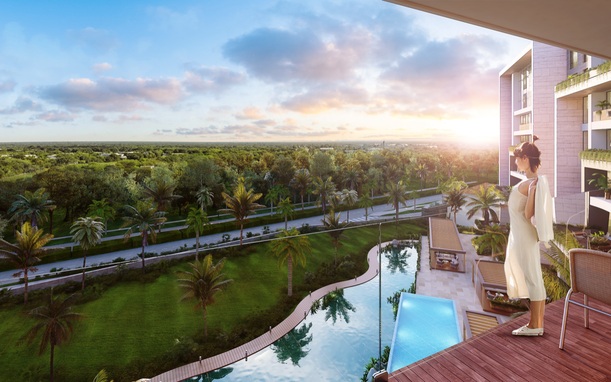 7 de 14: DEPARTAMENTO YUCATAN COUNTRY CLUB EN VENTA EN CHICHEN REALTY