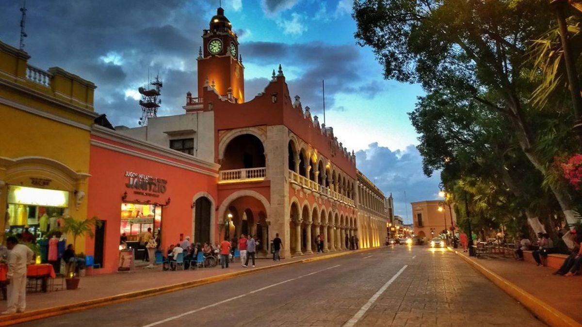 11 de 13: Centro de Mérida