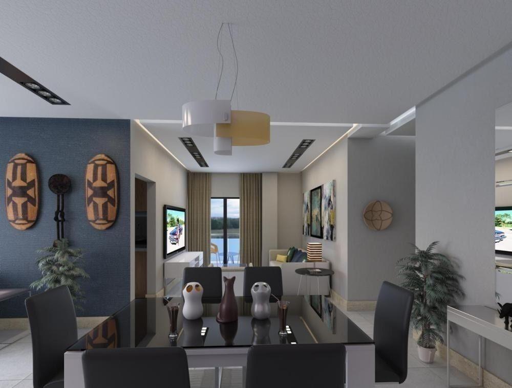 5 de 13: Vistas interiores 3 Habitaciones (2A,3A,4A)