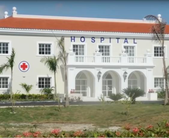 15 de 50: Hospital de Hospiten.