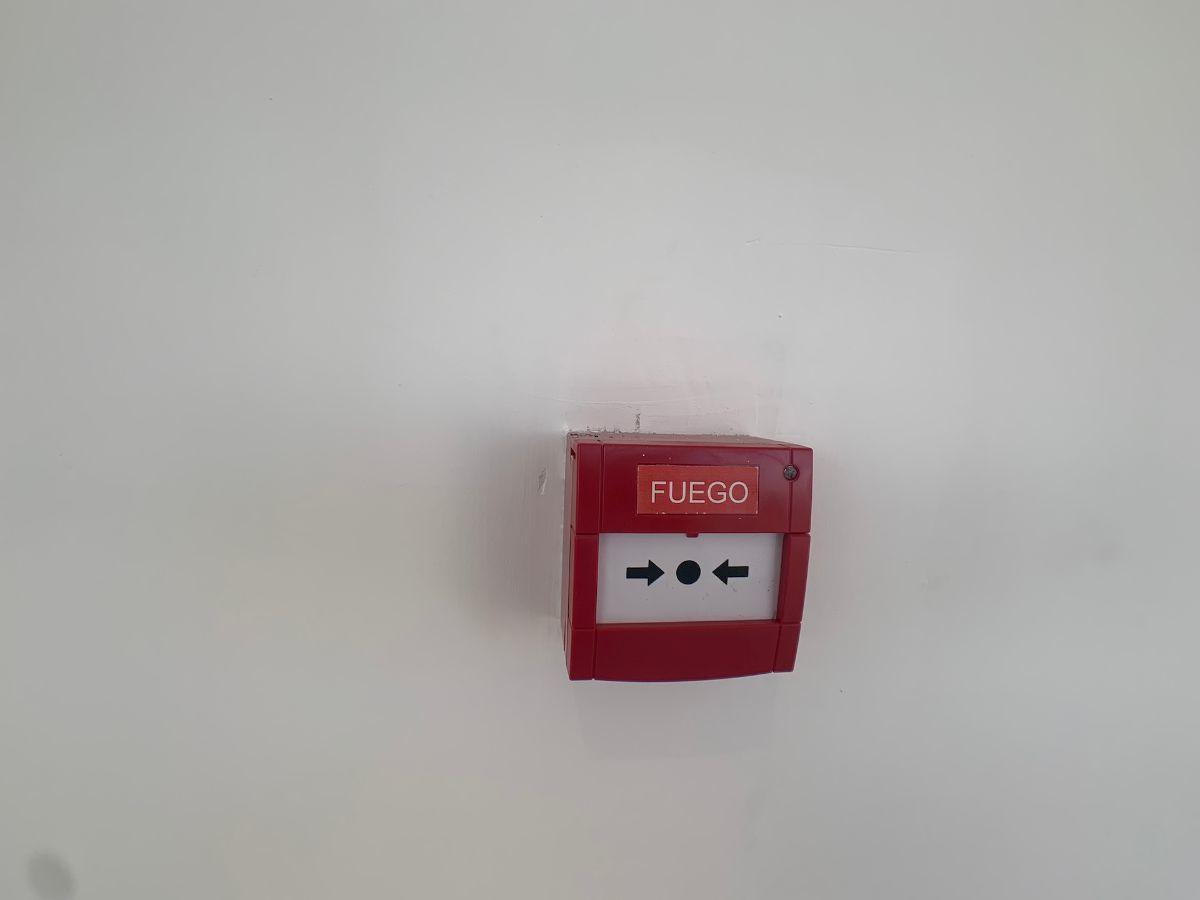 8 de 14: Sistema prevención de Incendio