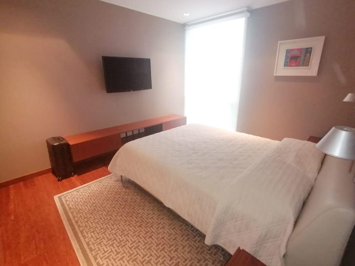27 de 41: Dormitorio secundario con linda vista. Todos iguales.