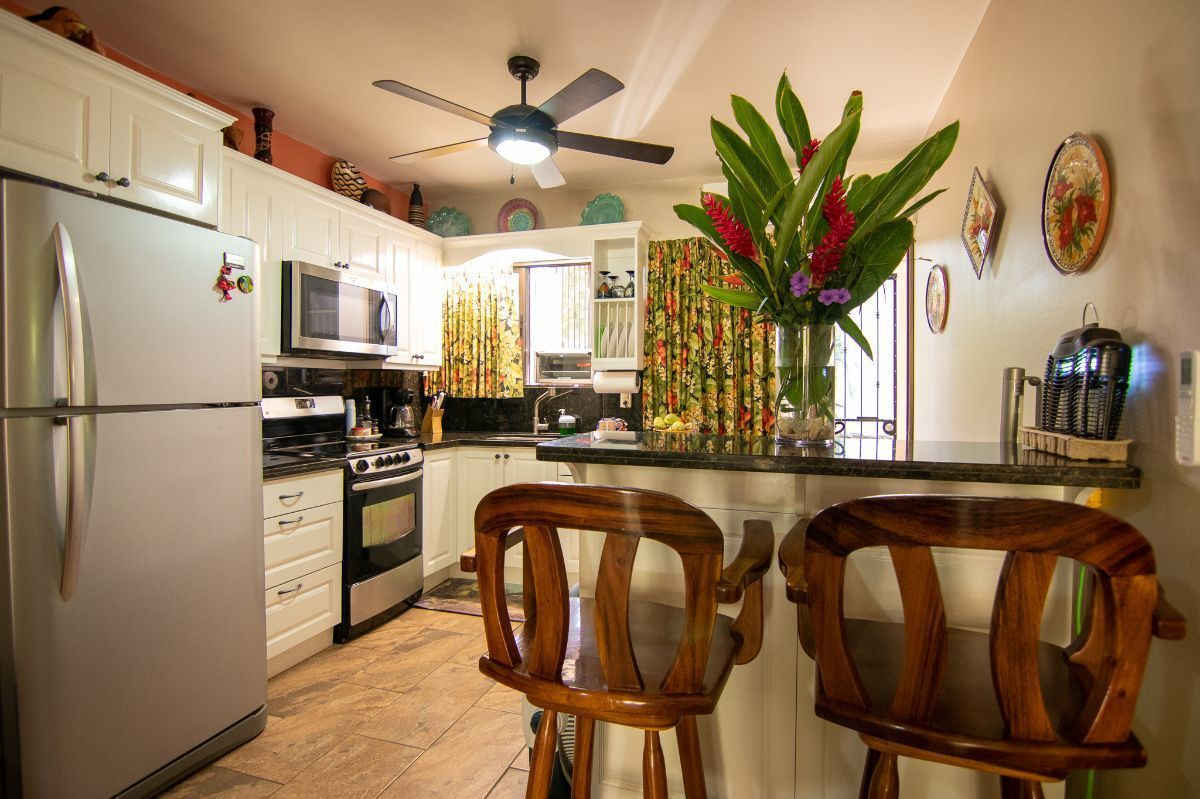 2 of 16: Remodeled kitchen