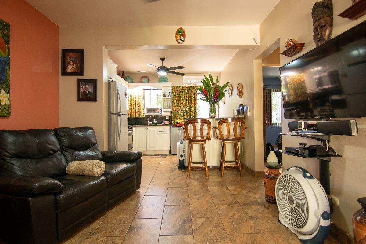 3 of 16: Remodeled living room