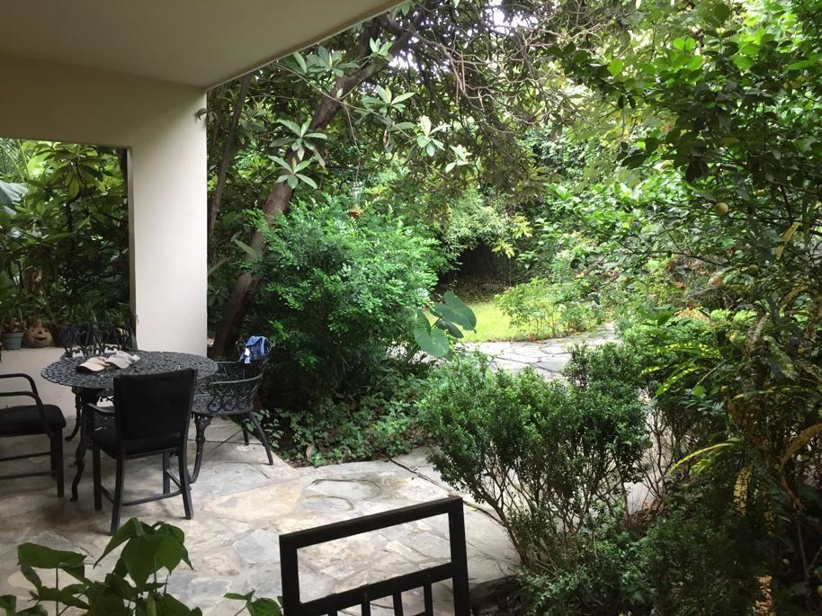 8 de 16: Amplio Jardín