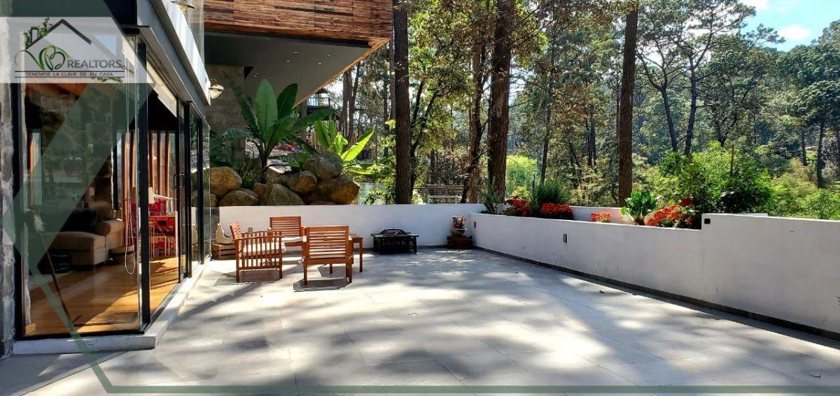 11 de 35: Agradable terraza, donde podrá disfrutar del buen clima
