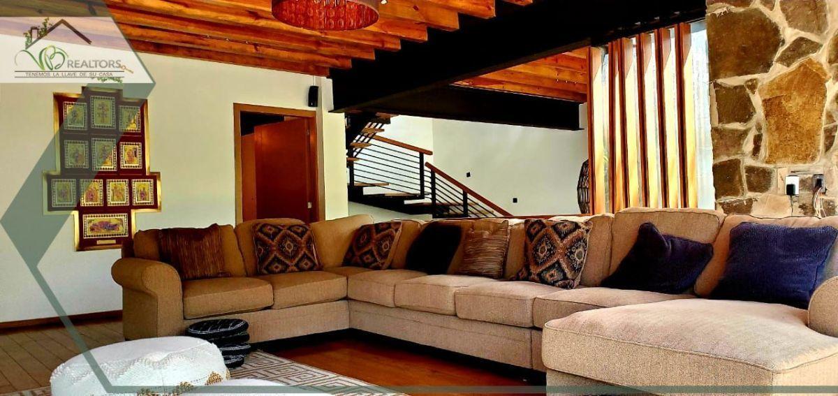 8 de 35: Sala TV, se integra a la terraza, sala comedor y cocina