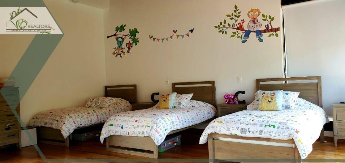 16 de 35: Recámara Niños, 3 camas individuales