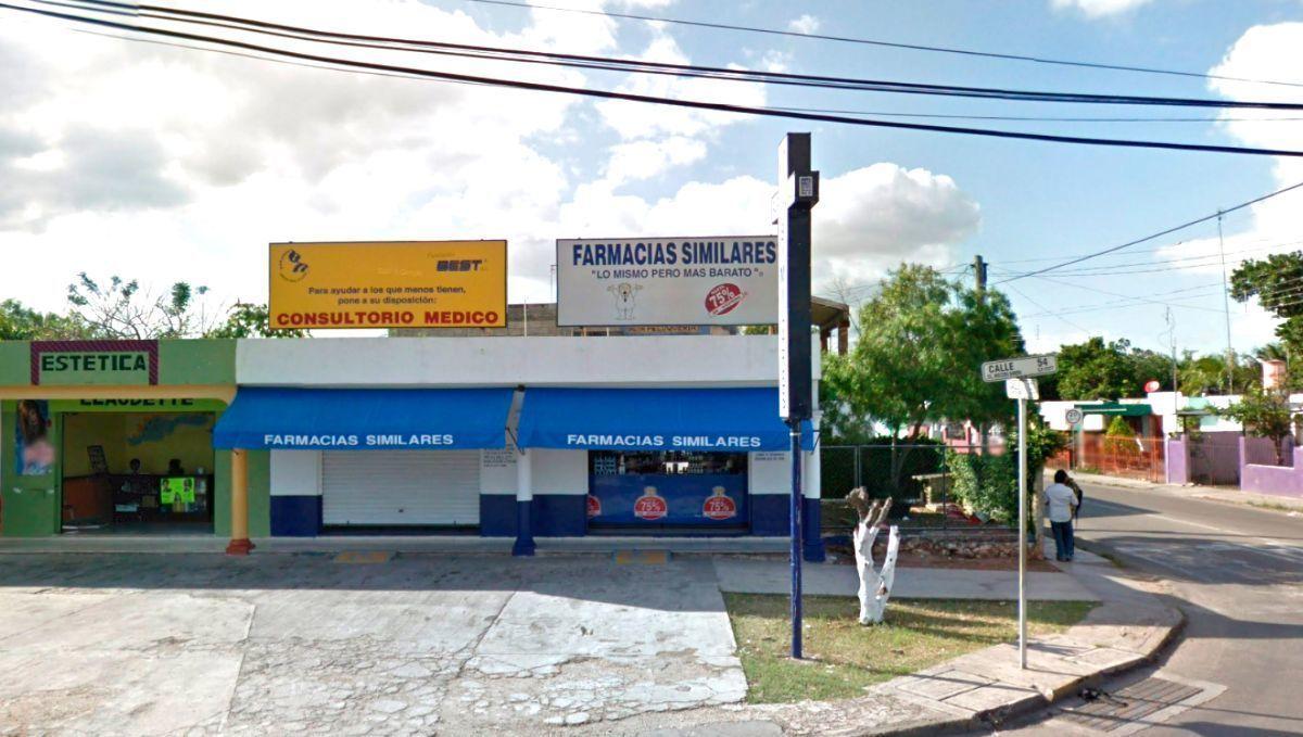 4 de 5: Farmacia.