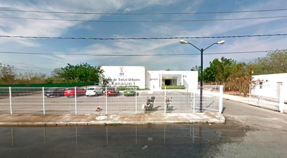 4 de 7: Centro Salud Kansín