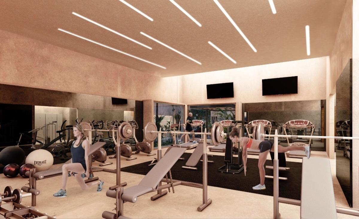 12 de 17: Gym