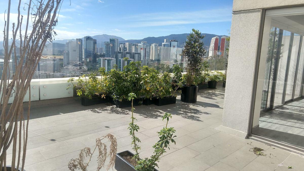 20 de 31: terraza con vista a santa fe