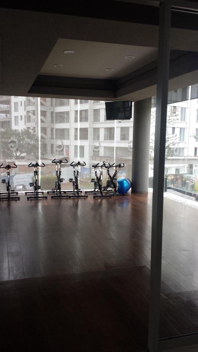 26 de 31: salon deportes con spinning