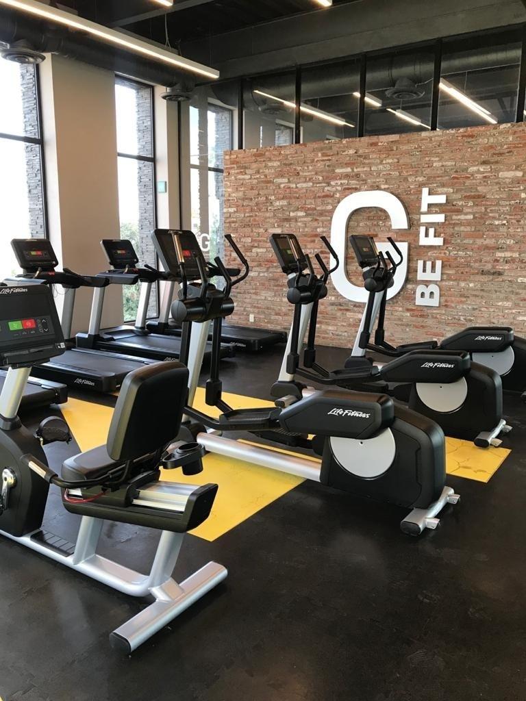 24 de 25: Area fitness