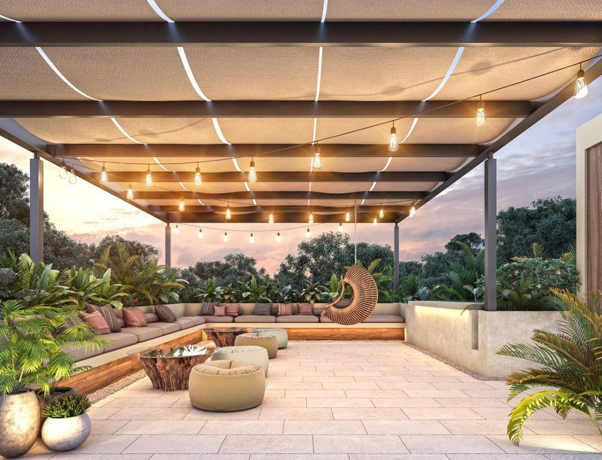 5 de 7: Roof Garden