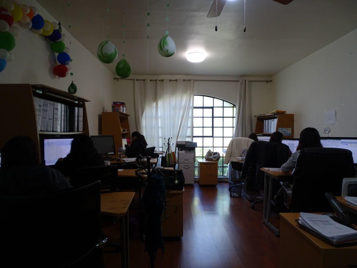 8 de 9: Area de trabajo general