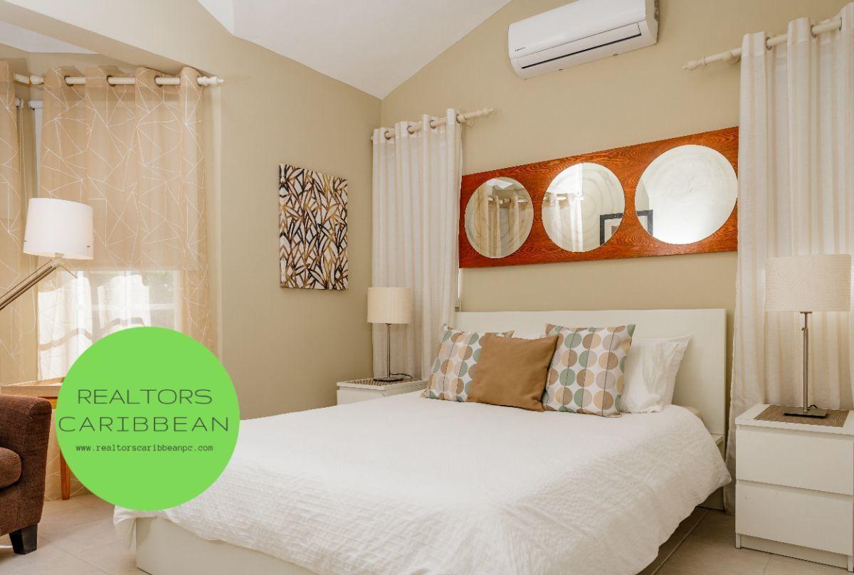 12 de 23: Villa Alquiler Costa bavaro 3 dormitorios amueblada