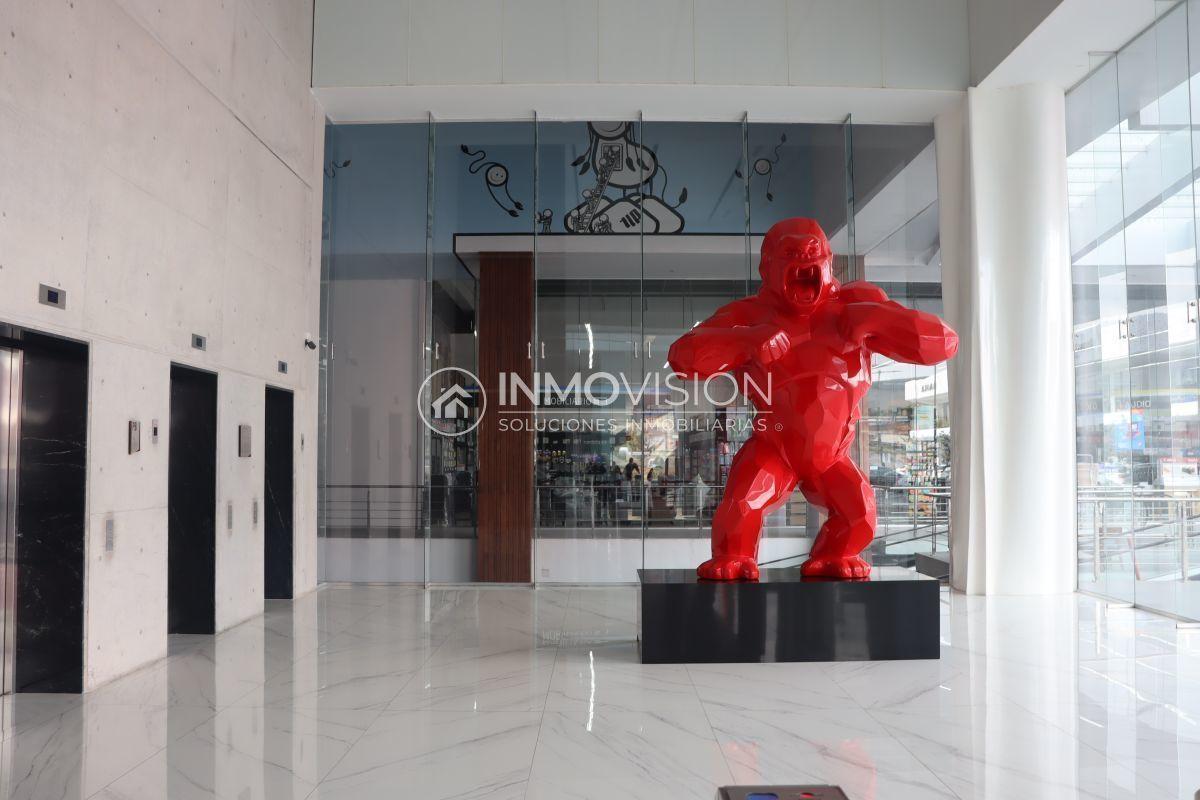 1 de 16: Acceso a elevadores en lobby
