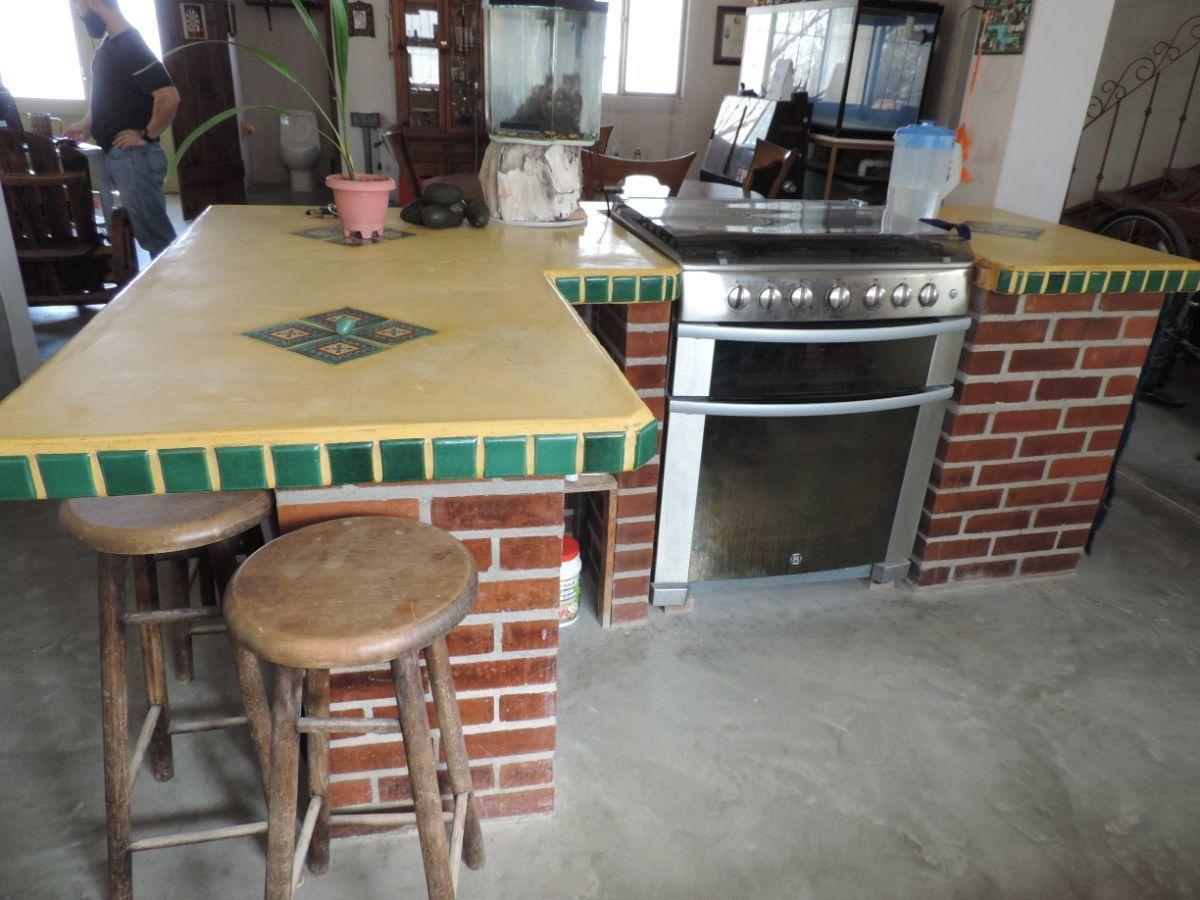 16 de 26: barra cocina