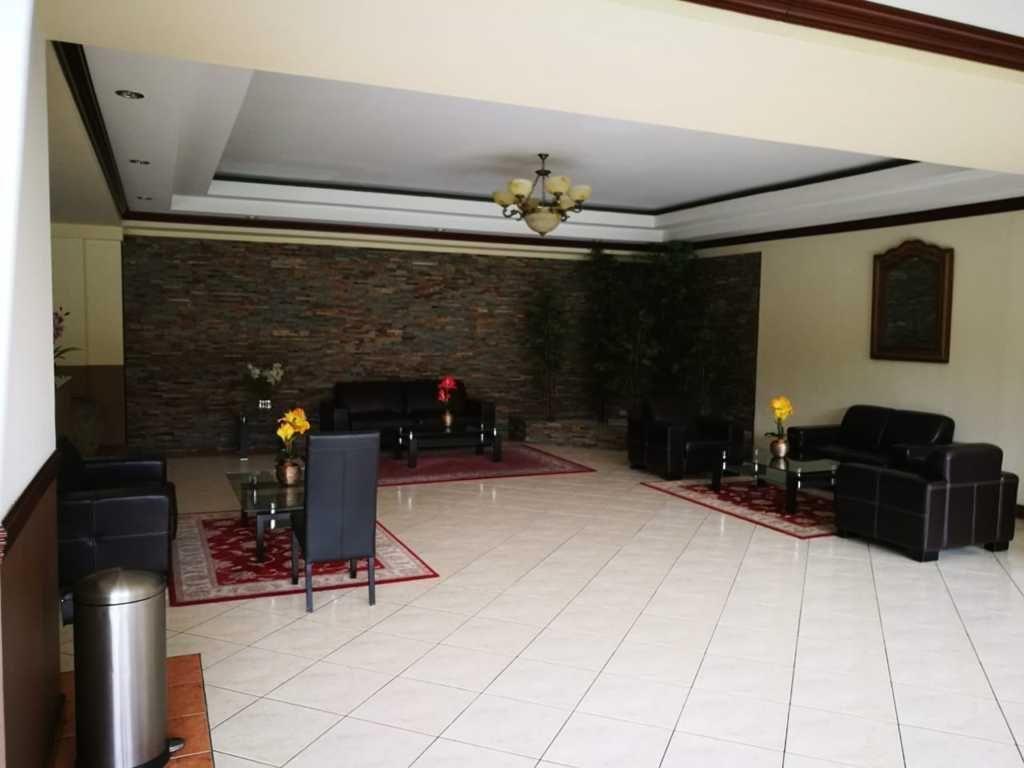 8 de 8: Vista del Lobby