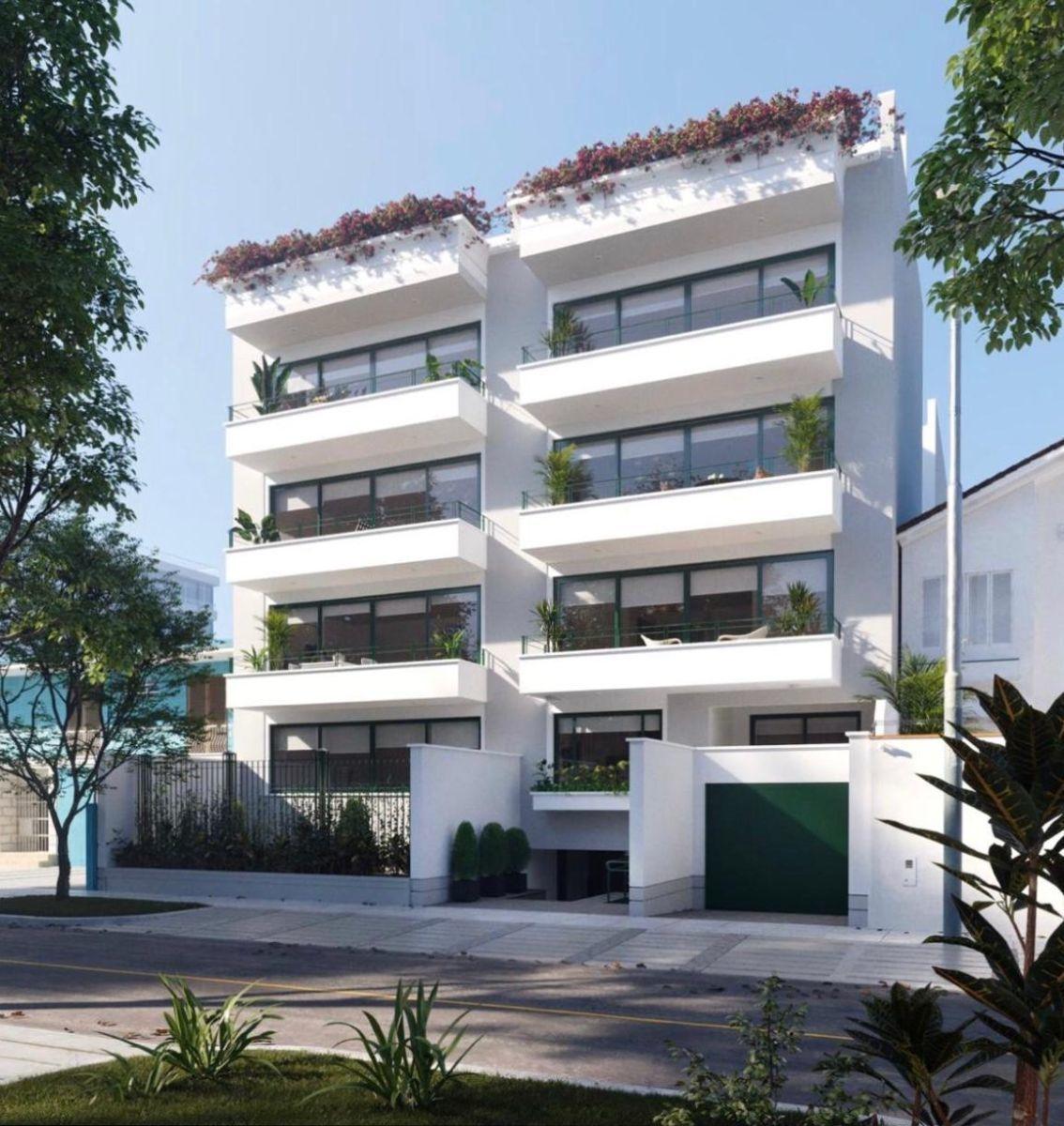 1 de 7: Edificio diseñado por el Arquitecto Mario Lara.