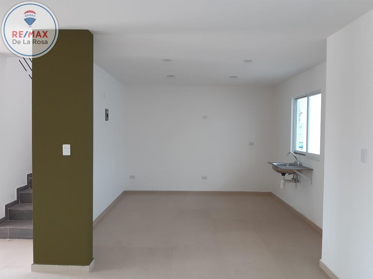4 de 13: espacio amplio para cocina incluye tarja