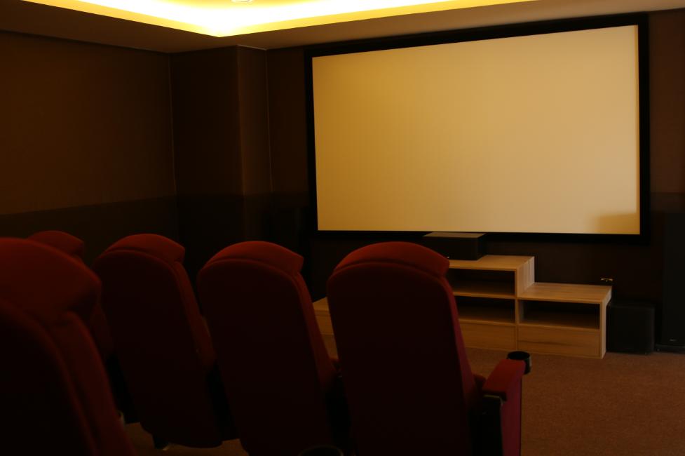 28 de 35: Home theater