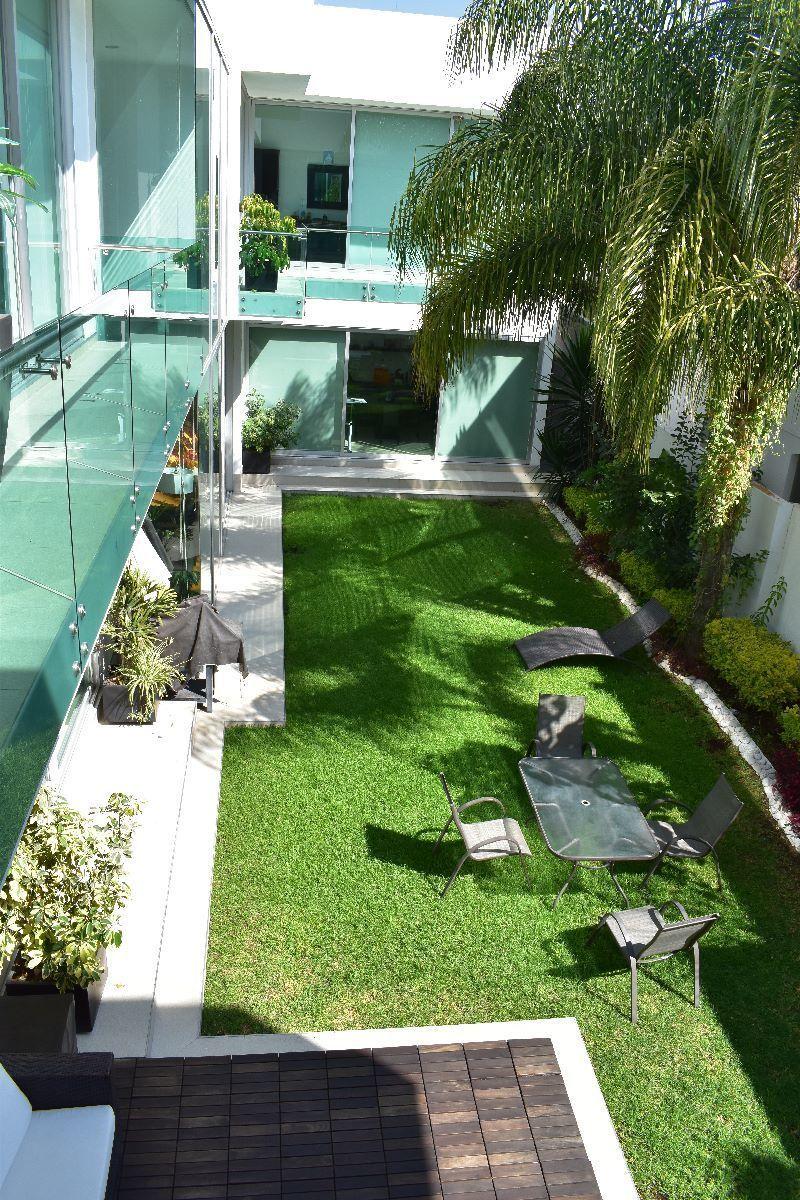 22 de 50: Vista de jardín desde recamara principal
