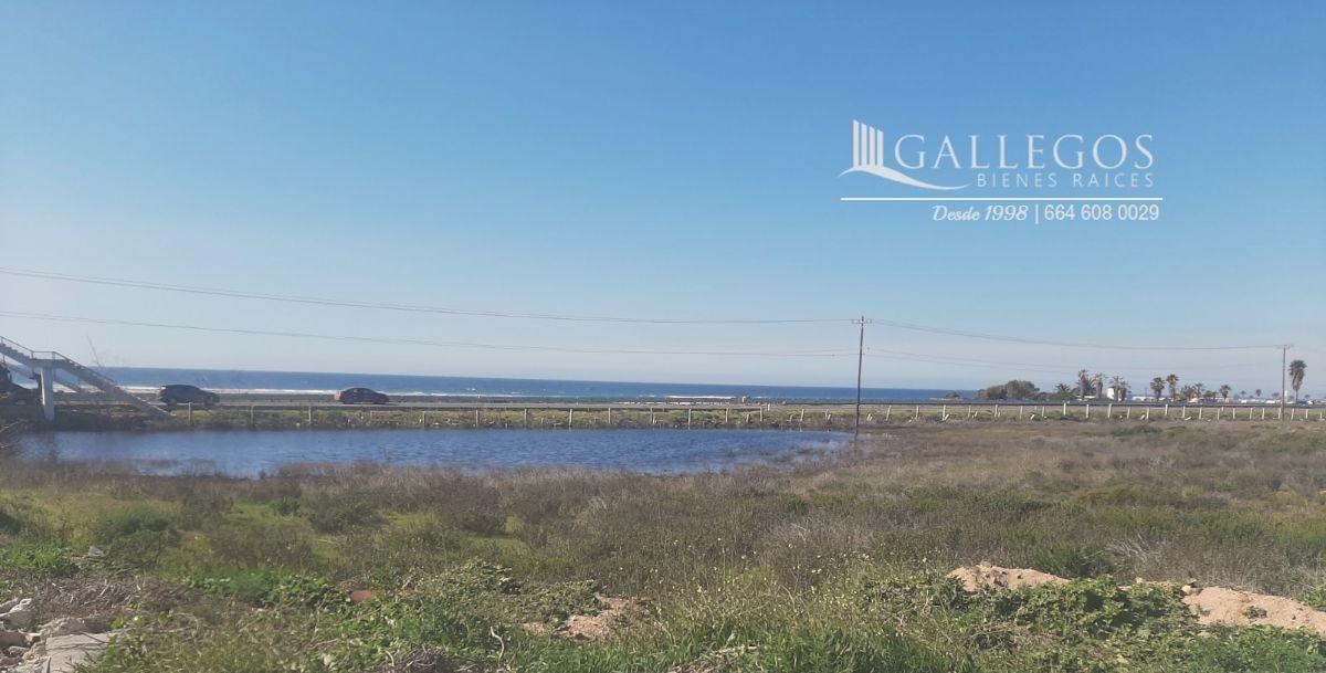 6 de 10: Laguna de agua dulce y vista al mar