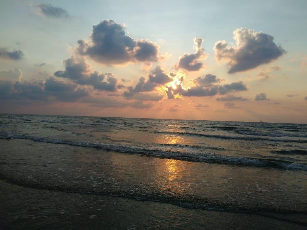 8 de 12: Tranquilas playas de Miramar, Centla, Tabasco.(foto real)