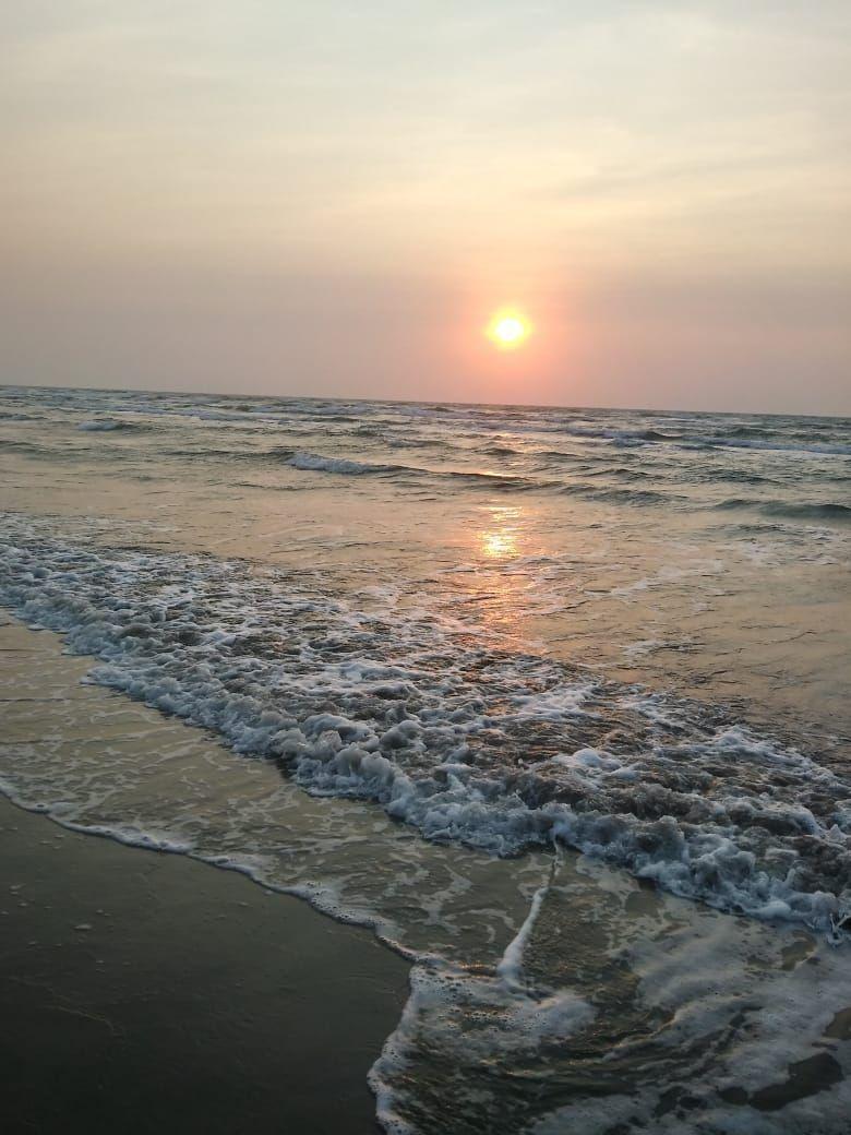 4 de 12: Vive este atardecer con tu familia (foto real playa Miramar)