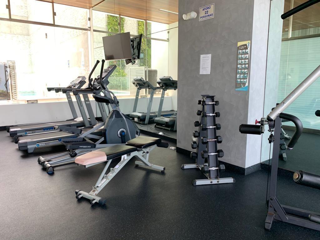 18 de 24: Gym