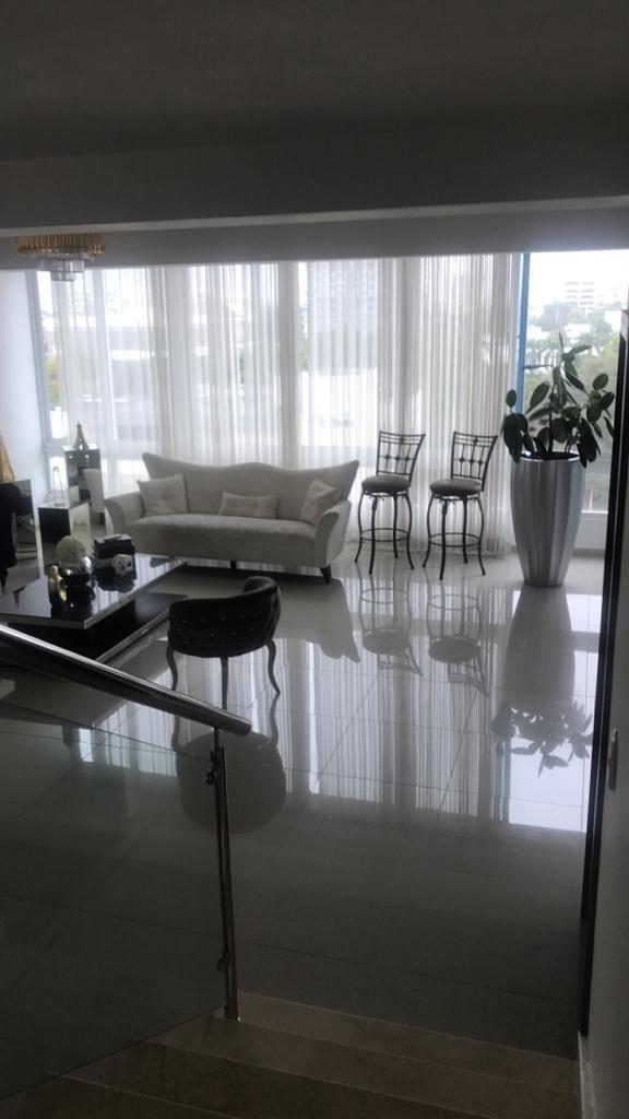 Penthouse  Moderno con vista al mar- Gazcueimage1