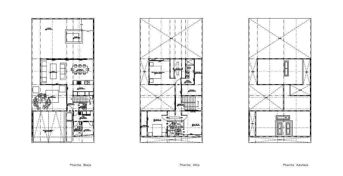 22 de 36: Plano Arquitectónico