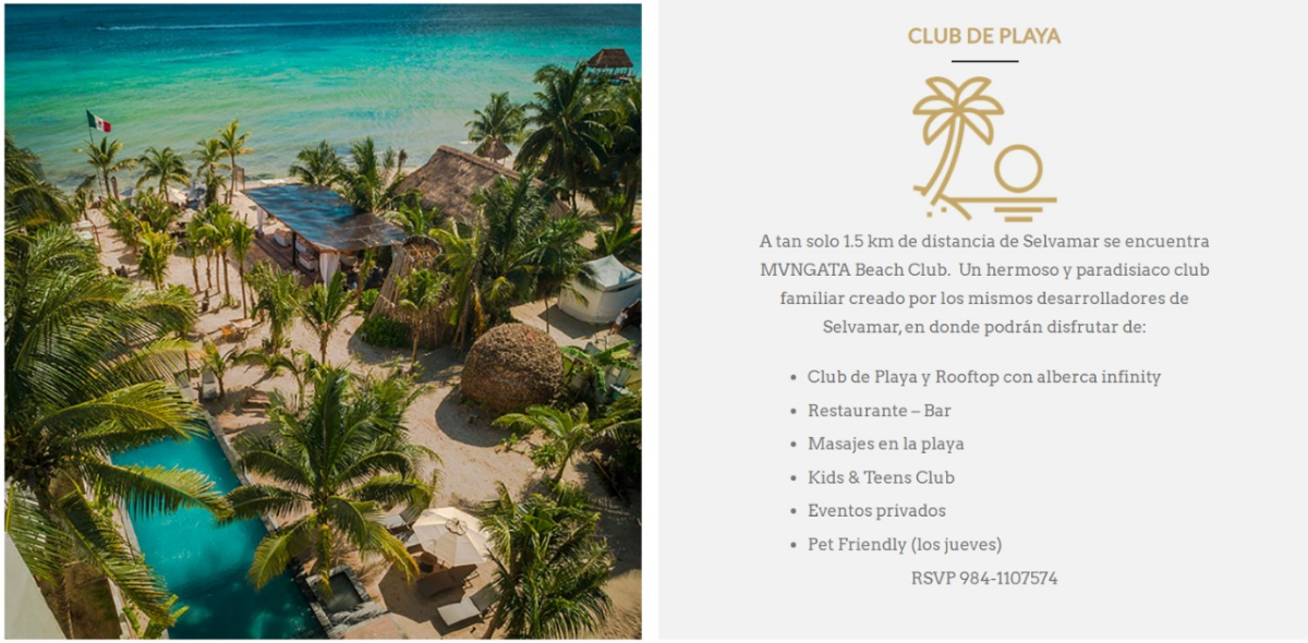 22 de 35: SELVAMAR CLUB DE PLAYA
