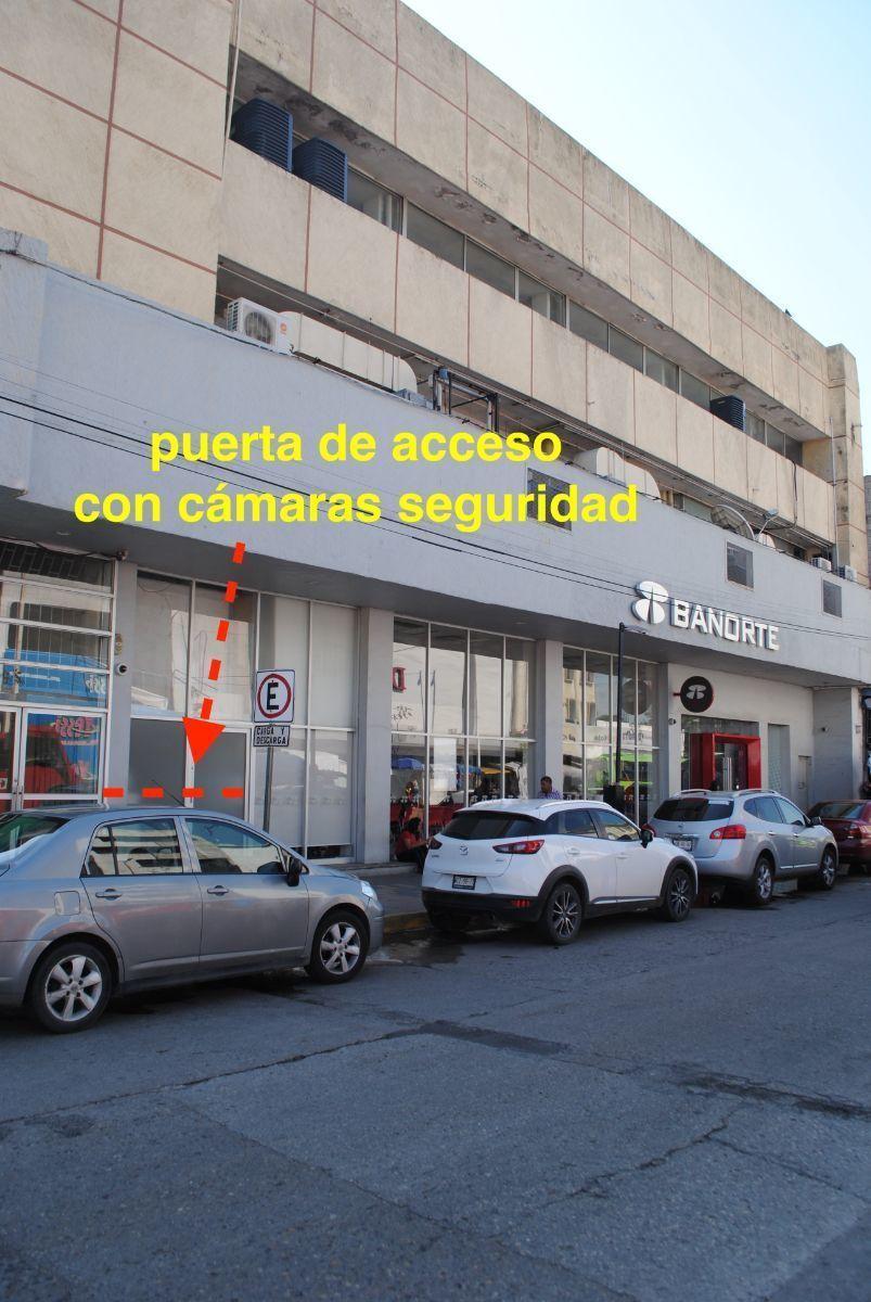 2 de 11: Puerta de acceso con vigilancia y cámaras
