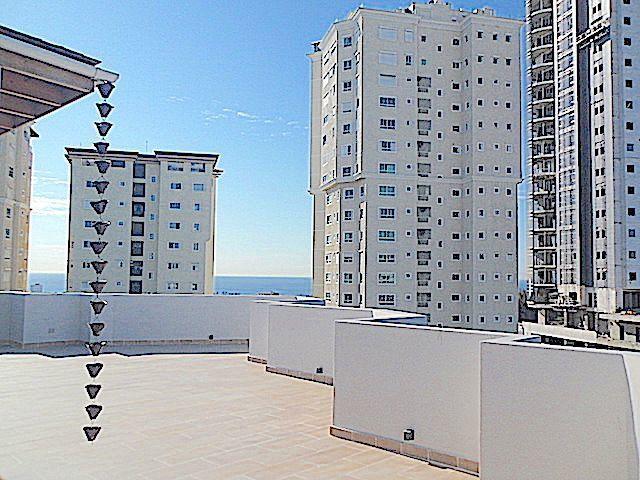 3 de 12: terraza común con vista al Mar