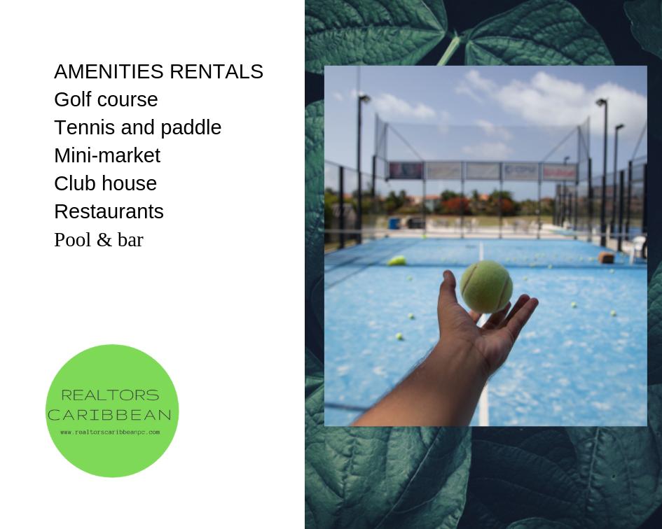 7 de 12: Apartamento en cocotal alquiler 2 dormitorios vista golf