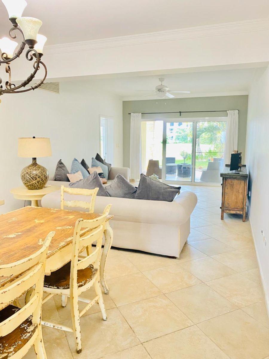 2 de 12: Apartamento en cocotal alquiler 2 dormitorios vista golf