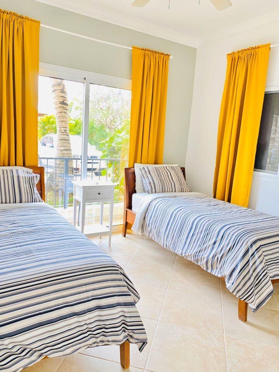 3 de 12: Apartamento en cocotal alquiler 2 dormitorios vista golf
