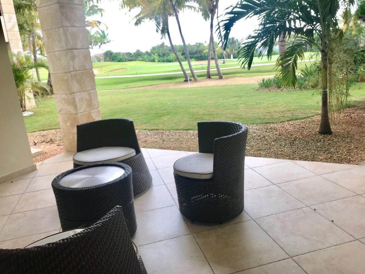 6 de 12: Apartamento en cocotal alquiler 2 dormitorios vista golf